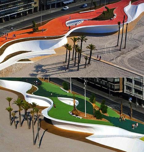 我們需要更多彩色的都市空間!! | 建築 | Scoop.it