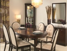 A dining table could change your life forever. | interior design | Scoop.it
