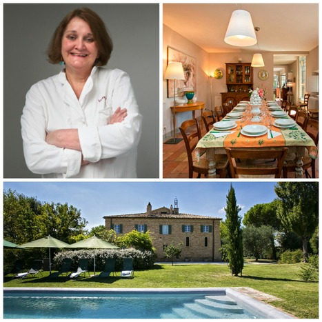 Cookery Courses in Le Marche with Valentina Harris | Le Marche and Food | Scoop.it
