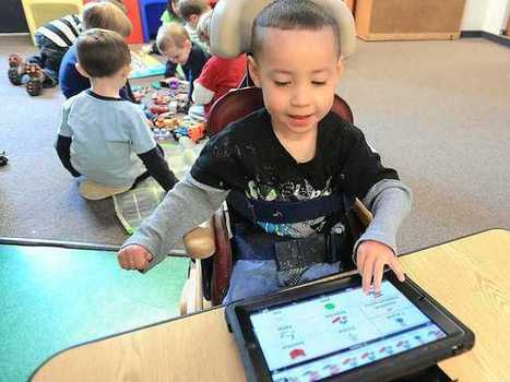 Technology gives special-needs kids a voice - Gainesville Times | Special Needs Children Developing Problem Solving Skills | Scoop.it