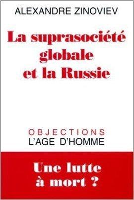 Quand #AlexandreZinoviev dénonçait la tyrannie mondialiste et le totalitarisme démocratique. Entretien 1999 | Infos en français | Scoop.it