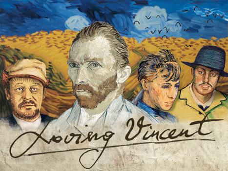 Animated Van Gogh film returns to Kickstarter - CNET Australia | Machinimania | Scoop.it