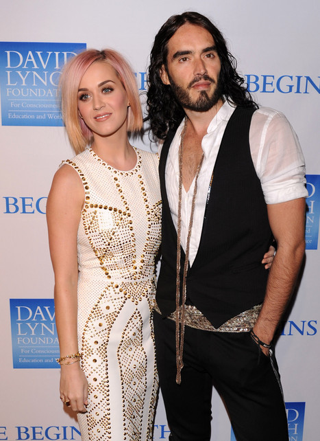 OUCH! Russell Brand Jokes About Sex With Katy Perry | MORONS MAKING THE NEWS | Scoop.it