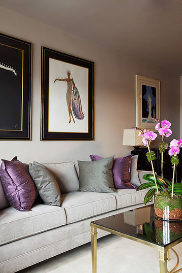 Let Purple Passion Infuse Your Home | Interior Design | Scoop.it