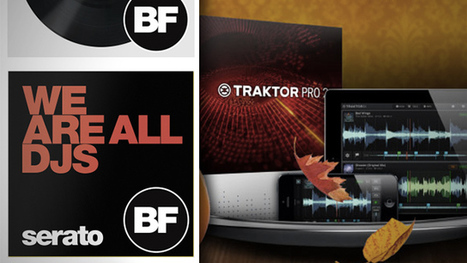 Black Friday + Cyber Monday Deals From Serato, NI, Moog, and More | DJing | Scoop.it