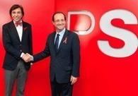Di Rupo était à Lille pour assister au meeting socialiste | Belgitude | Scoop.it