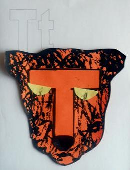 Classified: Mom: Animal Alphabet Art- T is for Tiger | Literacia no Jardim de Infância | Scoop.it