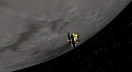 Twin Grail spacecraft reunite in lunar orbit | FutureChronicles | Scoop.it
