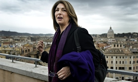 Pope Francis recruits Naomi Klein in climate change battle | Peer2Politics | Scoop.it