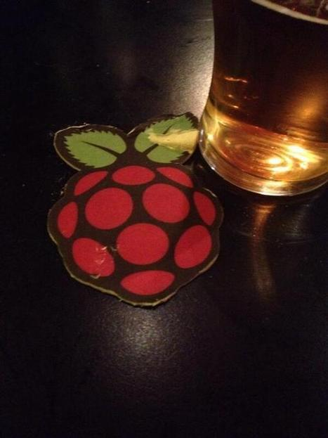 The last @Raspberry_Pi beer ... | Raspberry Pi | Scoop.it