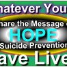 Save Lives With Messages of HOPE
