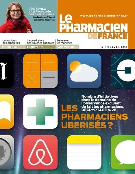 En attendant les inhalés… | Le Pharmacien de France - Magazine | All about Pharma by Pharmacomptoir | Scoop.it