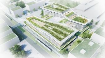 Elizabeth et Christian de Portzamparc signent la grande ... - Moniteur | urbanisme aménagement en SSD | Scoop.it