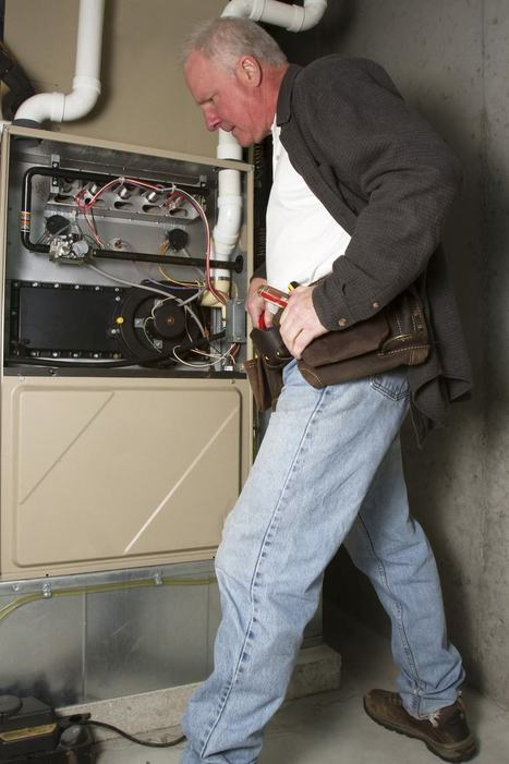 Telltale Signs that You Need Furnace Repair Help from Professionals | Laird and Son | Scoop.it