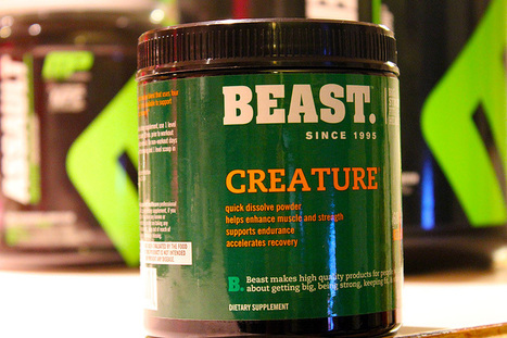 BLOG 4: Misconceptions with supplementing with Creatine products ...   Basics of Body Building   Scoop.it