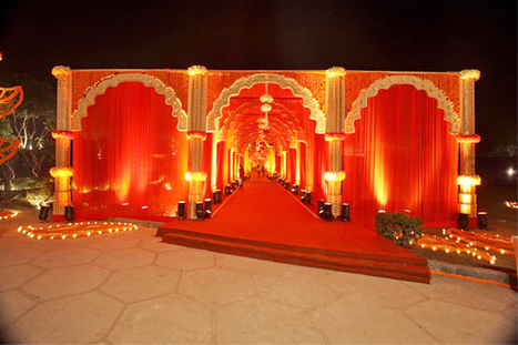 Banquet Halls In Noida Are Lavishly Grand | Wedding Planners In Delhi | Scoop.it