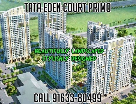TATA Eden Court Primo Rajarhat New Town | Real Estate | Scoop.it