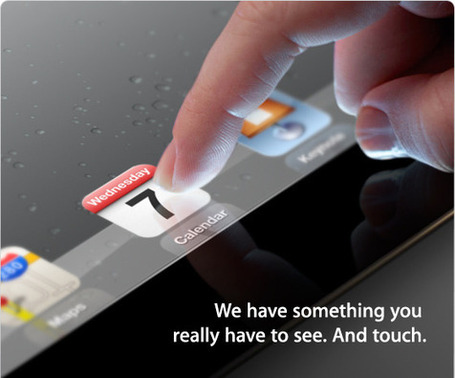 Apple sends out invites for March 7 iPad event | The many ways authors are using Apple's iBooks Author and iBooks2 | Scoop.it
