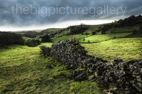 Winter in the derbyshire dales    Nick Lukey   Essentially England - For English History and Food Lovers   Scoop.it