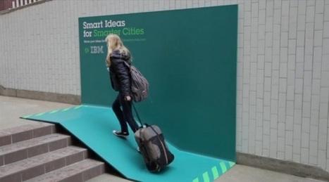 IBM créé l'affiche utile | Veille Marketing et Emarketing | Scoop.it
