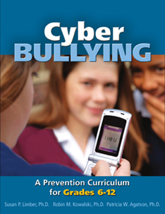 Cyber Bullying: A Prevention Curriculum for Grades 6-12 -- Hazelden | cyberbullying | Scoop.it
