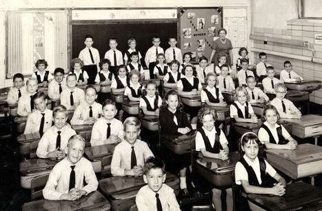 Why the School-As-Factory Metaphor Still Pervades | Leadership, Innovation, and Creativity | Scoop.it
