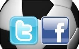 ¿Quién ganaría el Mundial de Fútbol si se jugara en las redes sociales? [Infografía] | Infograf | Scoop.it