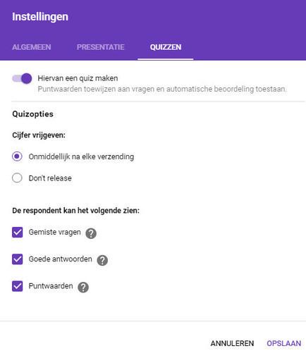 Google Forms kan nu vragen nakijken zonder add-on | Technologie in het onderwijs | Scoop.it