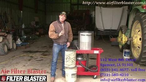 Air Filter Blaster | airfilterblaster | Scoop.it