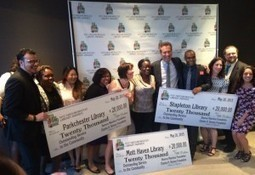 10 Branches Win NYC Neighborhood Library Awards | innovative libraries | Scoop.it