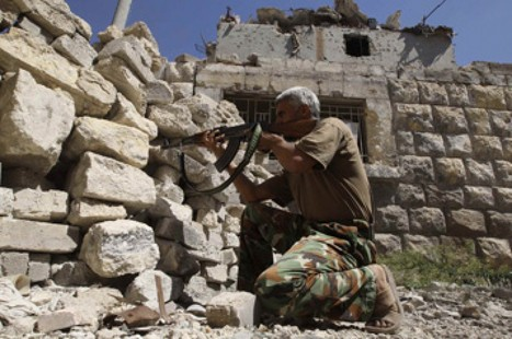 CIA begins arming Syrian rebels   The REAL History of America: Half-truths, Indoctrination, and Capitalism out of Control   Scoop.it