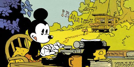 Cosey, Lewis Trondheim et Nicolas Keramidas revisitent l'univers de Mickey | BiblioLivre | Scoop.it