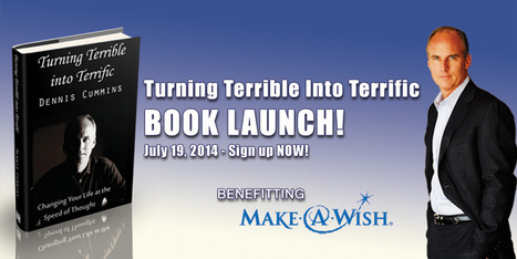 Turning Terrible to Terrific Book Launch | Social Media Tips by FMMG | Scoop.it