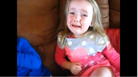 This 3-Year-Old Just Found Out She's Turning 4 Tomorrow And She's Not Happy About It | News Pop | Scoop.it