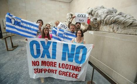 Why the Greek referendum is relevant to people living in austerity Britain | Peer2Politics | Scoop.it