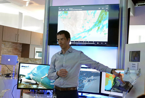 TV maker Panasonic says it has developed the world's best weather model | WindGatherer - weathering the data deluge | Scoop.it