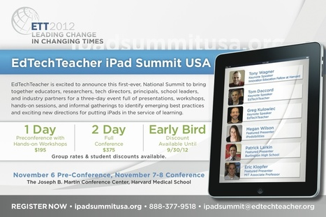 iPad As....  (ways to use the iPad in the classroom) | Use of iPads in HE | Scoop.it