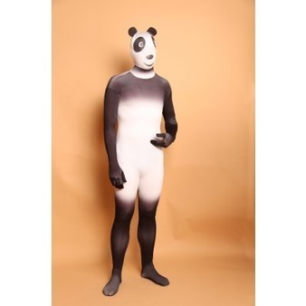 Panda Inspired Lycra Spandex bodysuit | cosplay costumes | Scoop.it