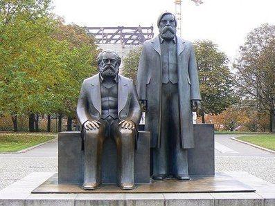 Reclaman derechos de autor sobre las obras de Marx y Engels ... | derechos de autor | Scoop.it