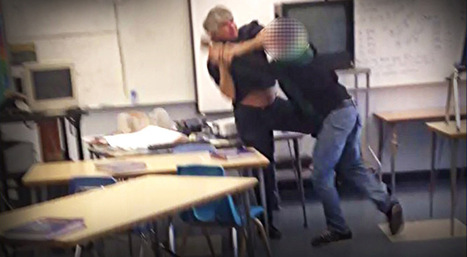 Science Teacher Gets Into Classroom Brawl With Student | Feeling Better About Life | Scoop.it