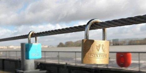 Paris : les cadenas d'amour sur le Pont des Arts, c'est fini ! | ParisBilt | Scoop.it