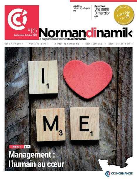 Voici le tout dernier #Normandinamik qui vient de paraître : | CCI Le Havre | Scoop.it