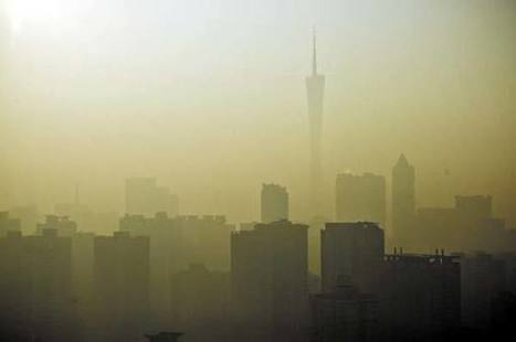 China needs $293 billion to met 2017 air pollution reduction target | Developpement durable_green products | Scoop.it