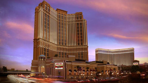 The Venetian & The Palazzo Las Vegas Win Travel + Leisures Worlds Best Award