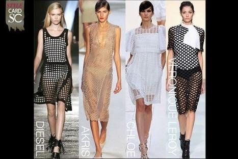 Trends: Mesh | StyleCard Fashion Portal | StyleCard Fashion | Scoop.it