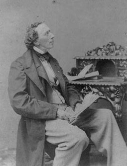 4 août 1875 mort de Hans-Christian Andersen | Racines de l'Art | Scoop.it