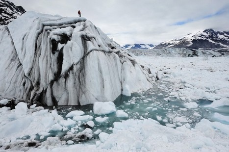 Chasing Ice: Climate change portrayed in devastatingly beautiful fashion | Culture Collapse Disorder | Scoop.it