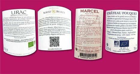 La contre étiquette, un « autre » espace de communication à valoriser | Winemak-in | Scoop.it