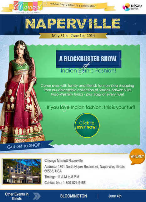 UCarnival Naperville 2014 - Naperville, IL, Fashion & Lifestyle Events | Business Listing | Scoop.it