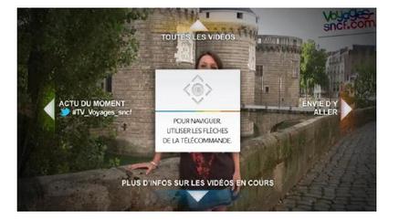 Voyages-SNCF + E-commerce + Social Television | Communication environnementale 2.0 | Scoop.it